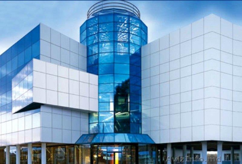 Fasade Structurale Ventilate Predlagayu V Rubrike Stroitelstvo Po