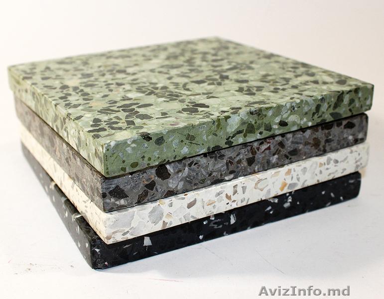 Mozaic din beton colorat terrazzo - Piastrelle in graniglia prezzi ...