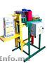 Дозатор шнековый (полуавтомат) для упаковки пылящих и трудносыпучих продуктов (ц