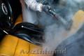 Curatare profesionala a tapiteriei auto,  curatarea salonului automobilului cu ab