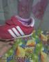 фирменые кросовки для девочки 20 размер для 1 года новые 95 лей