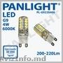 BECURI LED, G9, PANLIGHT, BECURI CU LED, MOLDOVA, ILUMINAREA CU LED, BEC CU LED