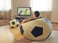 Кресло-мешок БинБэг ( BeanBag ) Футбольный Мяч Купить в Кишиневе