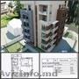 apartament cu doua odai in Durlesti,  bloc nou