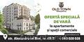 OLD TOWN Residence  - spatii comerciale si apartamente de lux