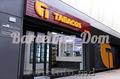 Продается табачный магазин и кафетерия в Валенсии.