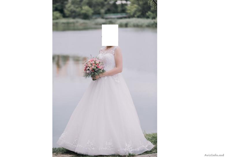 1e24f8830026425 Срочно продам свадебное платье!: продам в рубрике одежда по лучшей ...