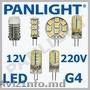 BEC LED gu5.3 MR16,  LEDURI,  CORPURI DE ILUMINAT,  BECURI LED,  PANLIGHT