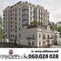 OLD TOWN RESIDENCE - spații comerciale și apartamente de Lux în centrul Chișinău