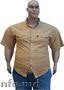 Мужские рубашки WRANGLER большого размера