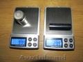 Весы электронные высокоточные до 200 гр-0,  01гр до 2 кг-0, 1гр.