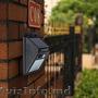 Уличный фонарь Arilux на солнечной батареи с датчиками