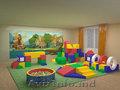 Детские игровые лабиринты, комнаты и мягкие игрушки изготовление