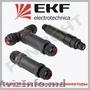 Conectori prin cablu sigilati,  panlight,  EKF,  IEK,  conector impermeabil,  cablu e