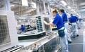 Рабочие на заводе Чехии