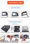 Адаптер HDD Caddy Sata to Sata - 9.5mm и 12, 7мм
